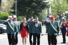 Schützenfestsamstag 2013