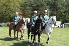 Schützenfestsonntag 2013 mit Festakt zum 225- jährigem Jubiläum